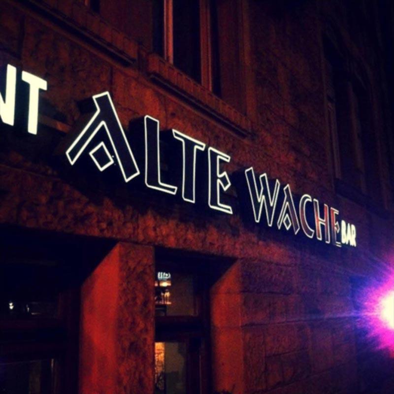 Restaurant Alte Wache